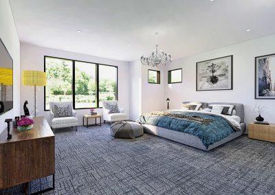 master bedroom lot 105