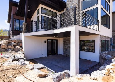Wardley Homes Model Home View